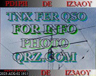 6th previous previous RX de PAØØ41SWL