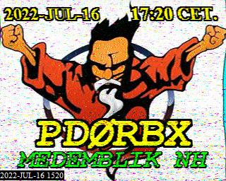 14-Jan-2021 21:30:34 UTC de PA0041SWL