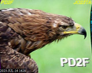 3rd previous previous RX de PAØØ41SWL